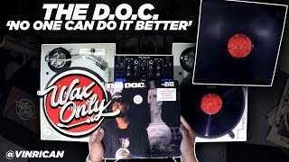 Discover Samples Used On The D.O.C.'s 'No One Can Do It Better'