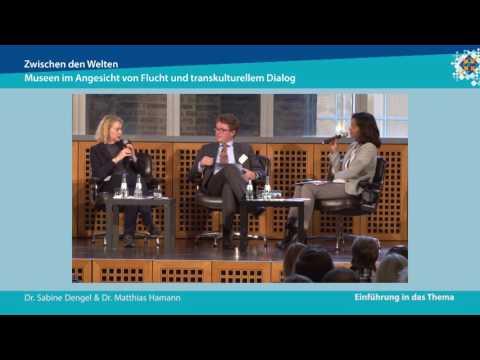 Zwischen Den Welten. Einführung In Die Tagung | Sabine Dengel Und Matthias Hamann