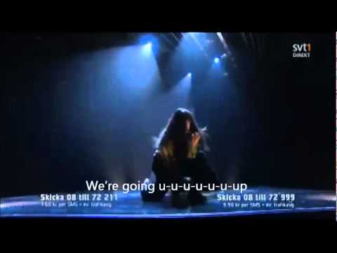 Loreen - Euphoria (Lyrics) Sweden Eurovision 2012
