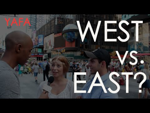 West vs. East Coast Stereotypes? | NYC - LA