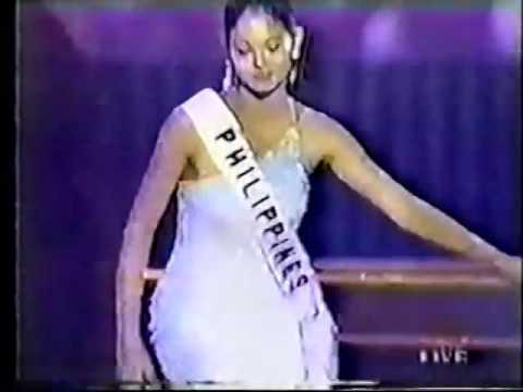 Miriam Quiambao & Her Famous Miss Universe Fall