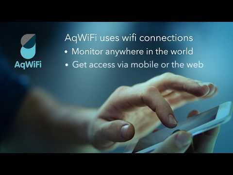 Introducing the AqWiFi Remote Monitoring Device & App