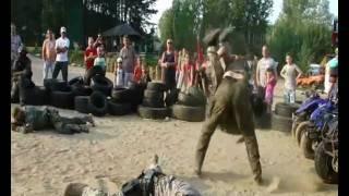 Military Days 2011 - pokaz sztuk walki - walka wręcz