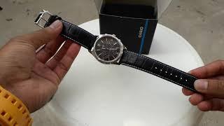 Jam Casio Original Untuk Lelaki Dewasa Model MTP-1375L-1AV