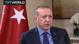 Erdogan Discusses Gulen Network Ypg And Conflict In Syria