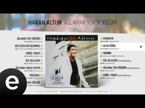 Ah Bu Gönül (Hakan Altun) Official Audio #ahbugönül #hakanaltun