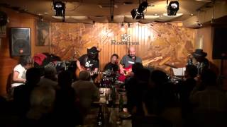 Hot' Lanta Allman Brothers Band Tribute 荻窪Rooster 2014.12.17 松川...