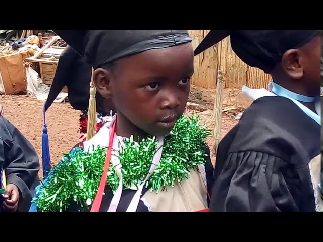 GMFC Sponsored Children Graduating - Kibera Slums Nairobi Kenya