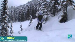 Arbor A-frame Review 2011 Board Insiders Snowboard Reviews