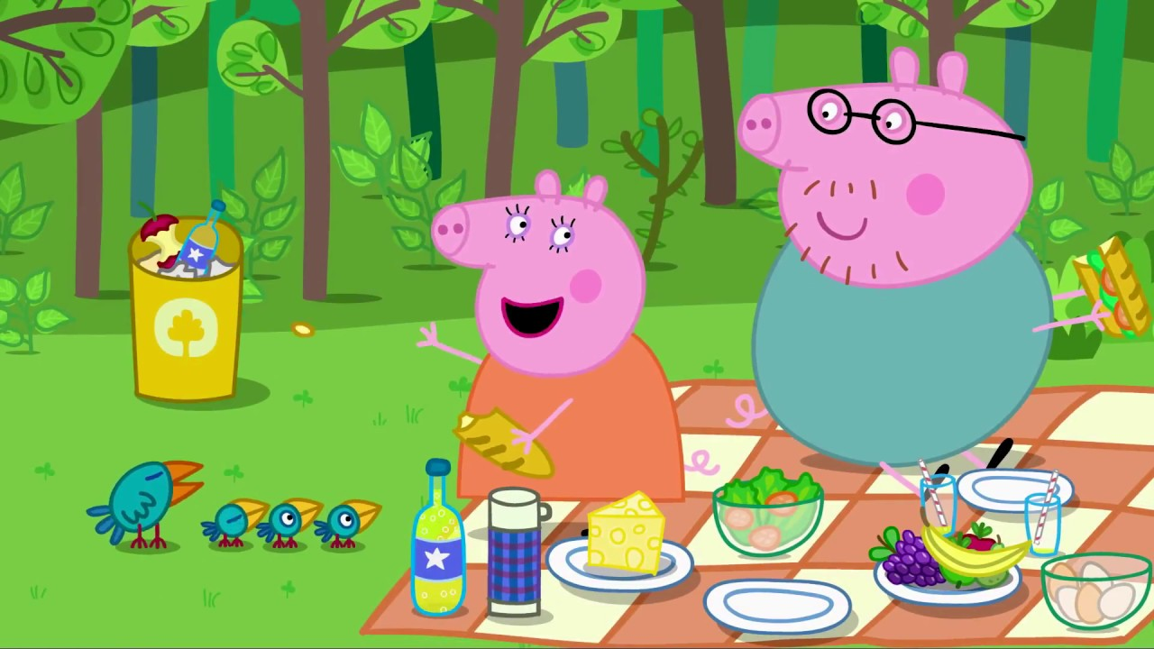 Peppa pig New English Episodes Full Compilation 2018 #106 ...