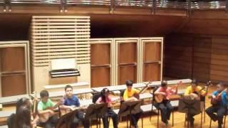 Compadre Pancho  Carmen   Besos y Cerezas - FundaciónMusical Simón Bolívar