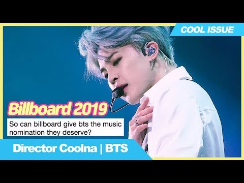 BTS의 2019 빌보드수상 What BTS BBMA 2019 winning means  | 디렉터쿨나