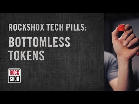 RockShox Tech Pills | Bottomless Tokens