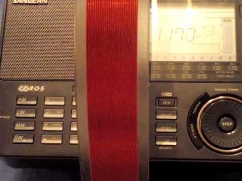 1170 Radio Capodistria, Beli Kriz Slovenia-Baeza