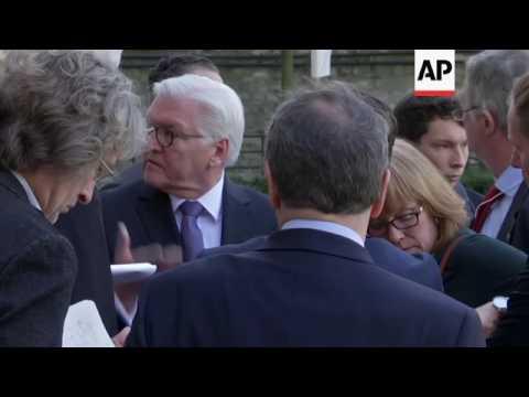 Steinmeier: EU needs engaged France, Germany