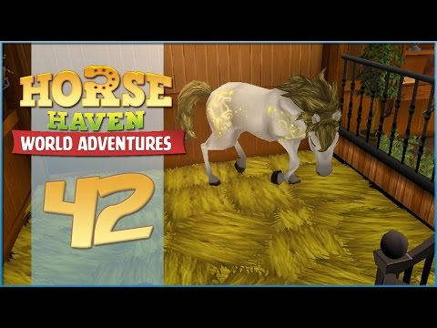 Horse Haven || Galaxy the Glowing Libra!! - Episode #42