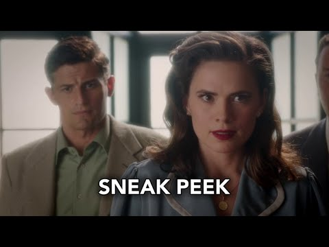 Marvel's Agent Carter 2x01 Sneak Peek #2