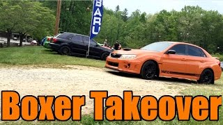 Tail Of The Dragon | Boxer Takeover | Spring 2015