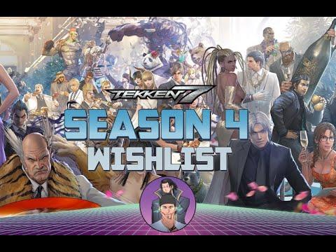 Tekken 7 Season 4 Potential Wishlist Youtube