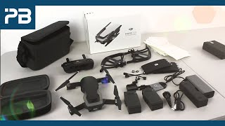 DJI RACING Air Fly More Meriva unboxing