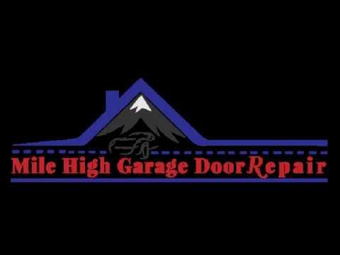 Castle Rock Garage Door Repair 720 330 3267 Mile High