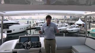 Princess 68 from Motor Boat & Yachting