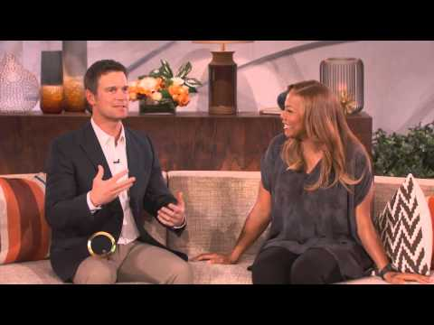 Peter Krause on The Queen Latifah