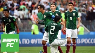 Will Mexico's game vs. South Korea be tougher than vs. Germany at 2018 World Cup? | ESPN FC
