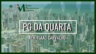 PG da Quarta-Feira: Salmo 41