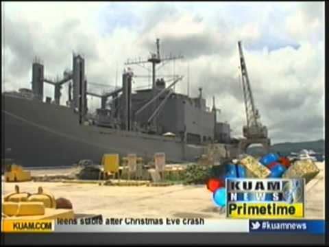 Congresswoman says Navy negotiating in bad with Shipyard lease