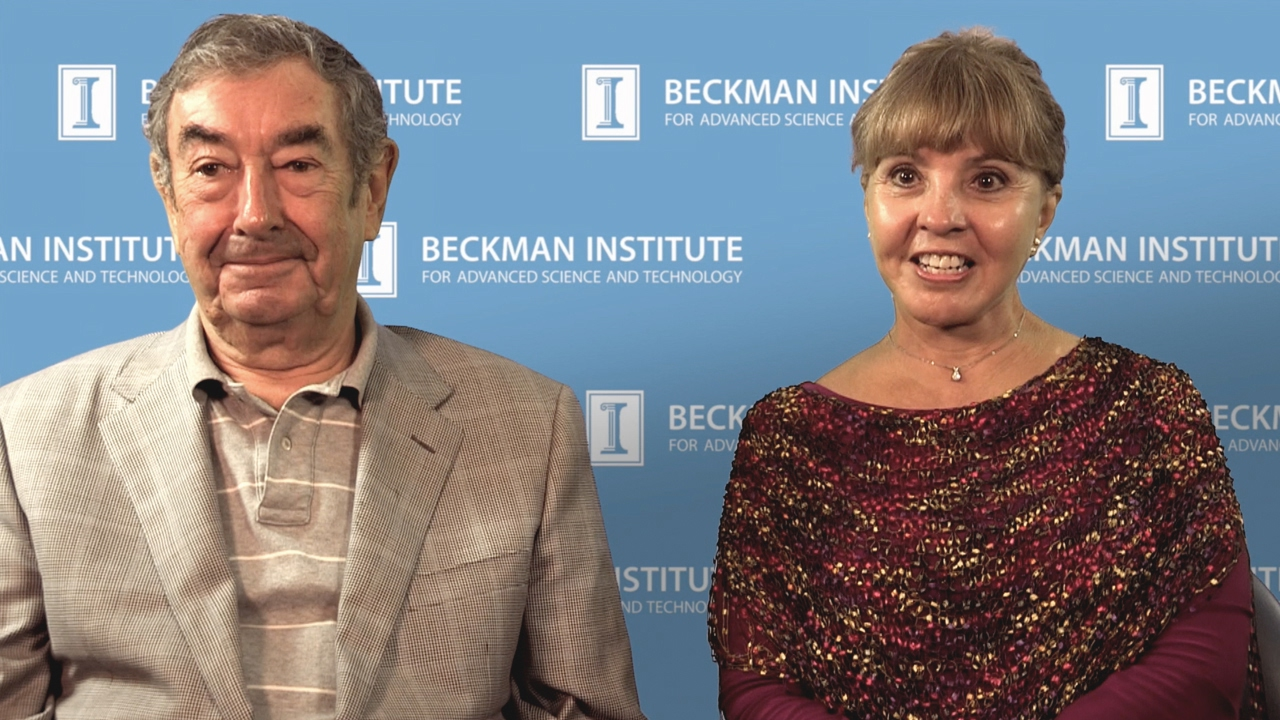 Watch Oral Histories: Arnold Beckman, Ted Brown, and the Beckman Institute (Gray & Dorrance)