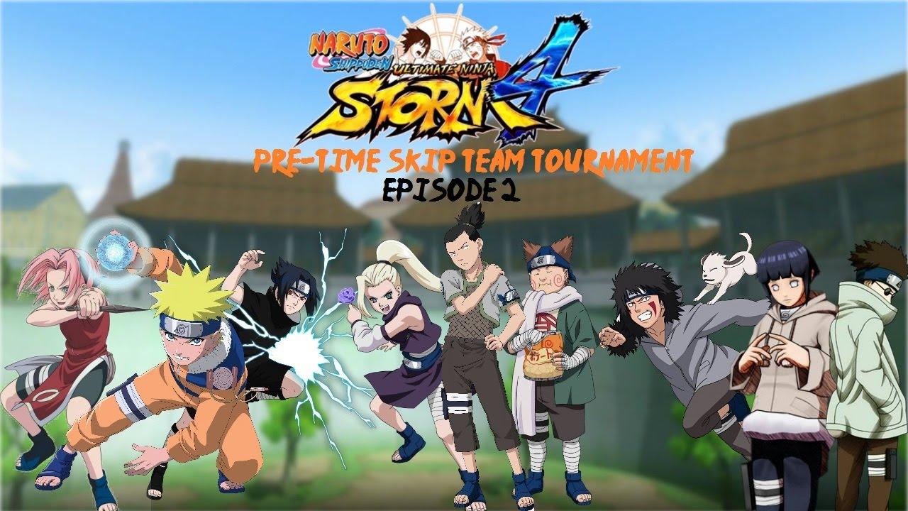 Naruto tournament episodes