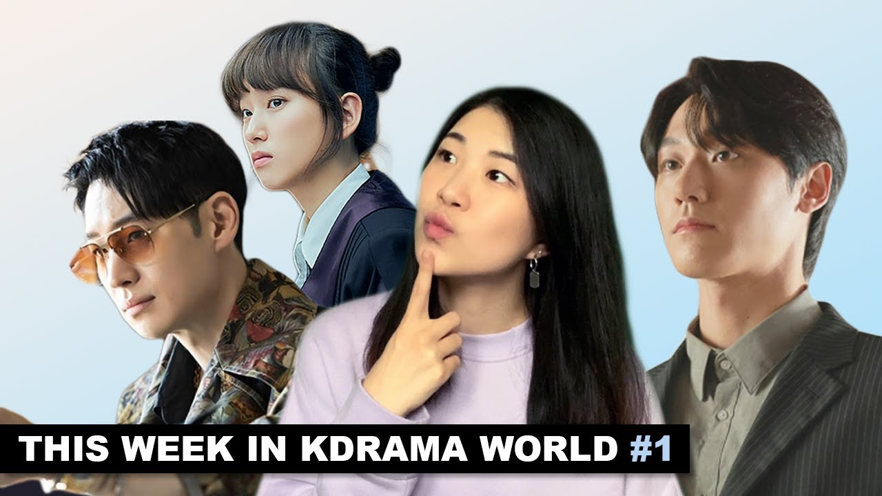 🚀 THIS WEEK IN KDRAMA WORLD #1: Youth of May & Doom at Your Service Premieres, Vincenzo Finale