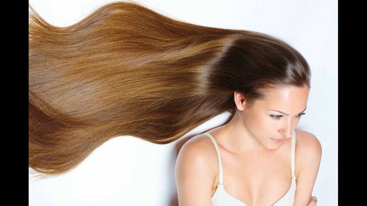What are some home remedies to straighten hair naturally?