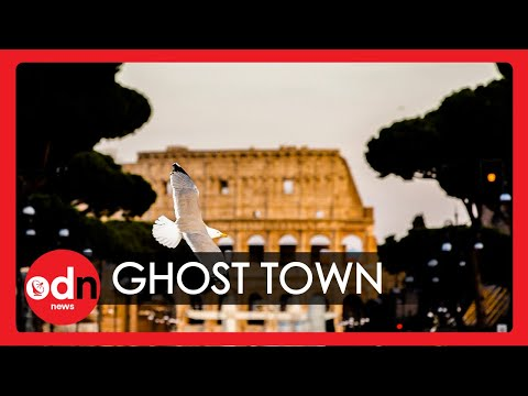 Rome Under Lockdown: What It's Like on the Capital Deserted Streets
