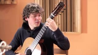 Luigi Legnani: Capriccio no. 3, op. 20 (Uros Baric, classical guitar)
