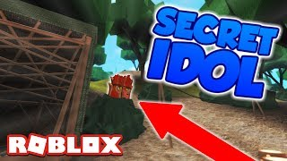 HOW TO FIND THE HIDDEN IMMUNITY IDOL (Roblox Survivor)