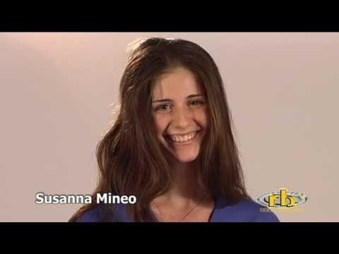 SUSANNA MINEO - provino e intervista - WWW.RBCASTING.COM