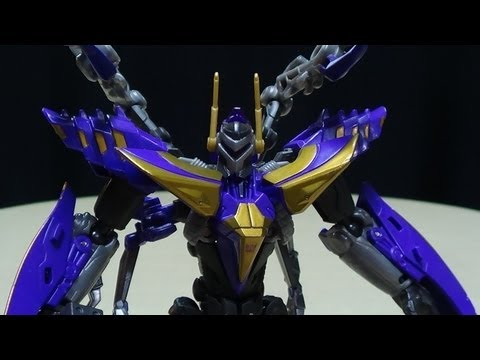 Fall of Cybertron Deluxe KICKBACK: EmGo's Transformers Reviews N' Stuff
