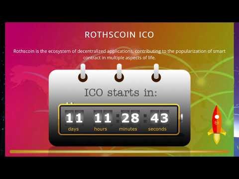 RothsCoin- I Actually Like This Site A LOT - Lending Program/ Escrow Token