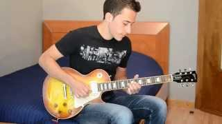 Carlos Santana - Europa cover by Florian - Mesa Boogie Nomad 100