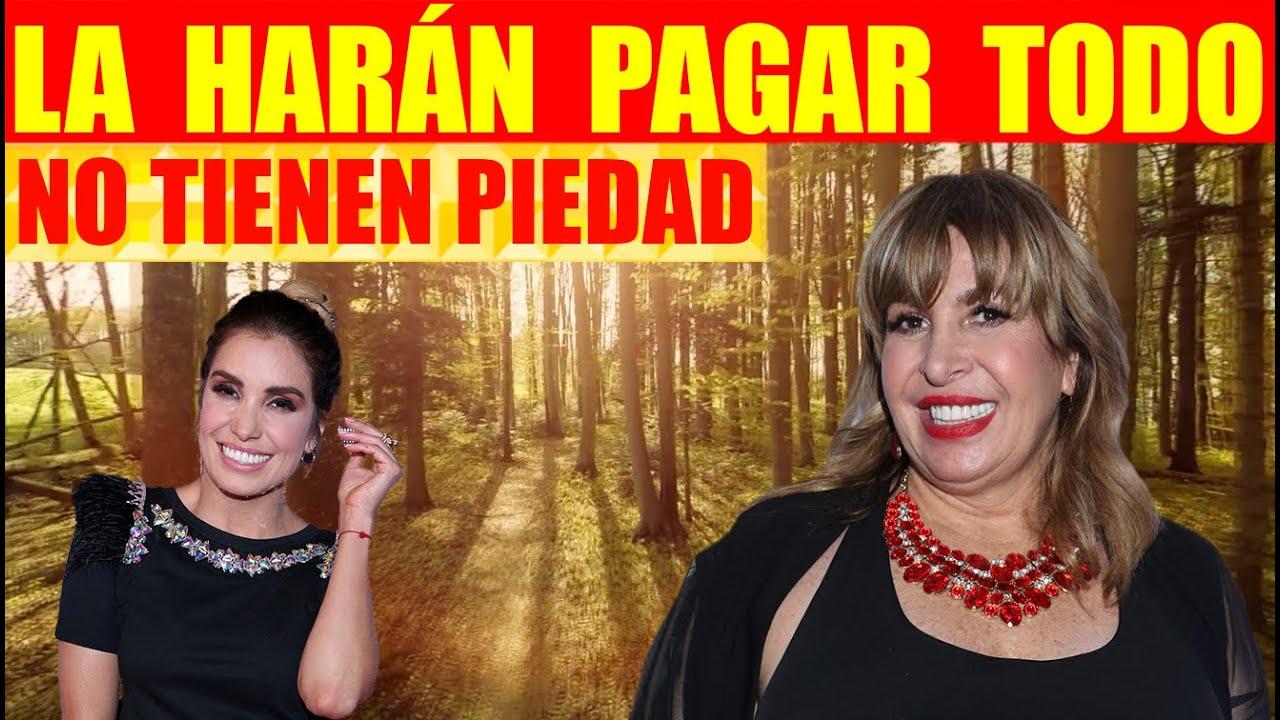 Al Saber que Magda Rodríguez ya no Estará en HOY, Elenco se le Deja ir Con Todo a Andrea Escalona