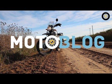 Review: Royal Enfield Himalayan - Test Ride - Motoblog Argentina