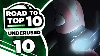 Pokemon Showdown Road to Top Ten: Pokemon Ultra Sun & Moon UU w/ PokeaimMD #10