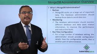 MongoDB Administration Overview