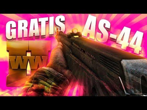 NUEVA ARMA GRATIS *AS-44* ¿CHETO O MIERDA? CALL OF DUTY: WW2 thumbnail