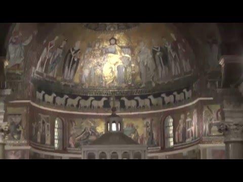 Basilica of Santa Maria in Trastevere - Rome