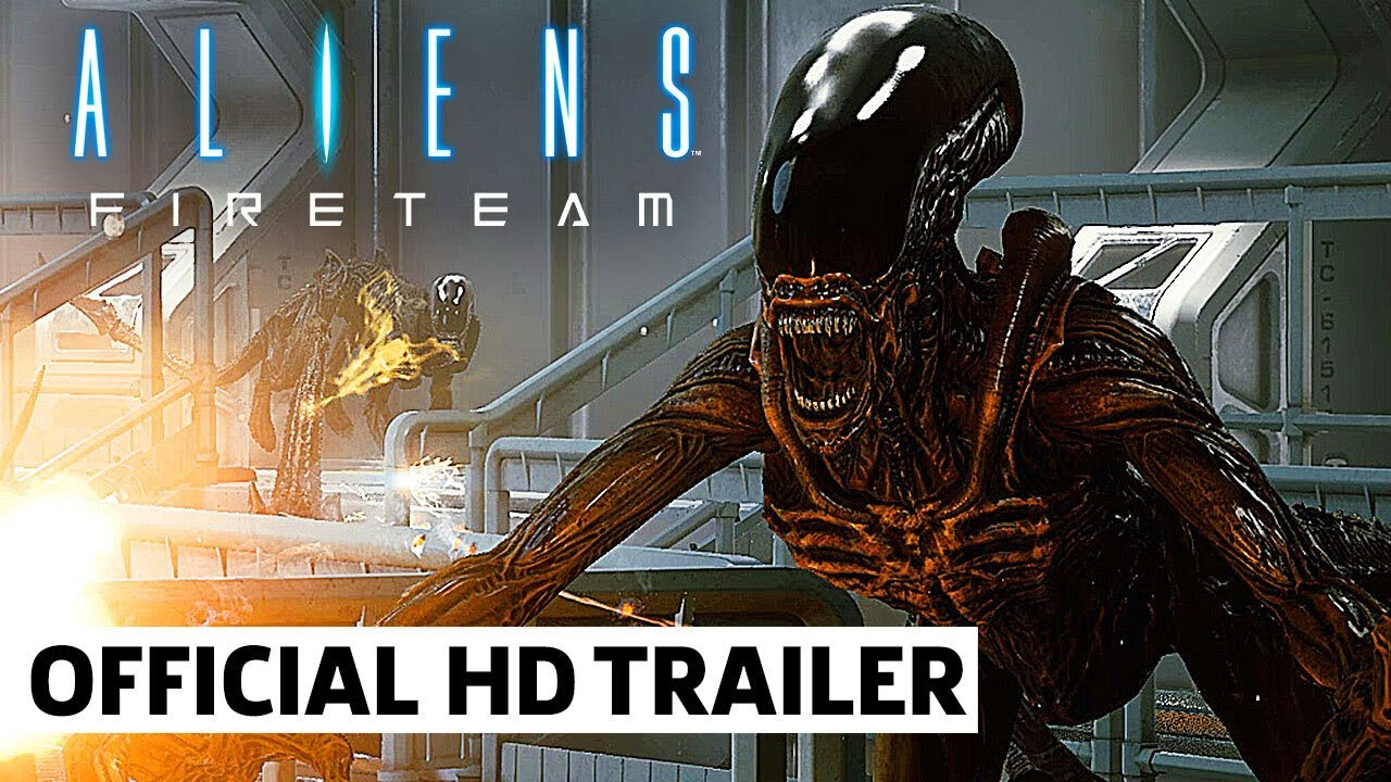 Aliens: Fireteam Announcement Trailer