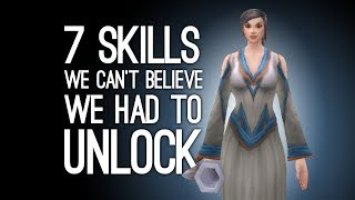 7 Skills We Can't Believe We Had to Unlock