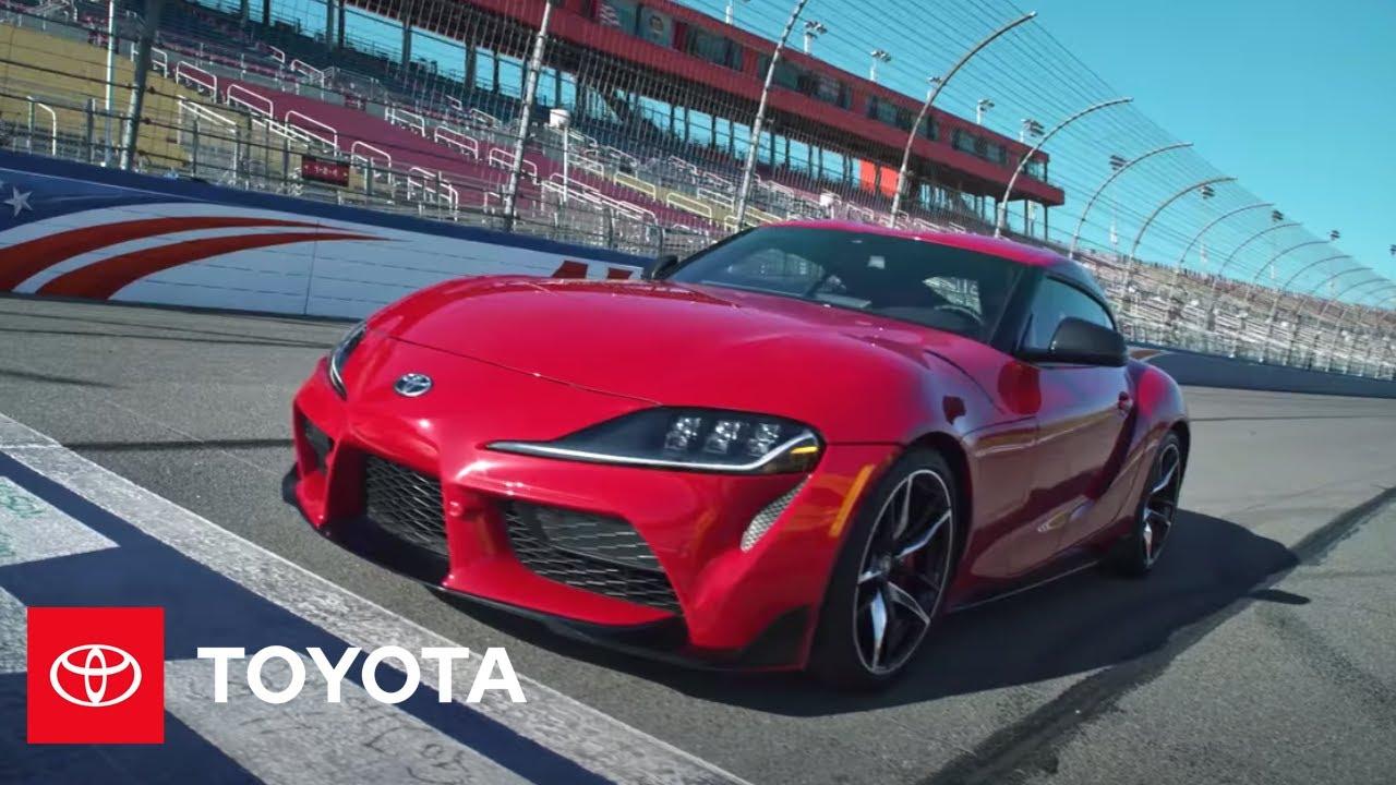 Supra: NUTmobile vs. Supra | Toyota